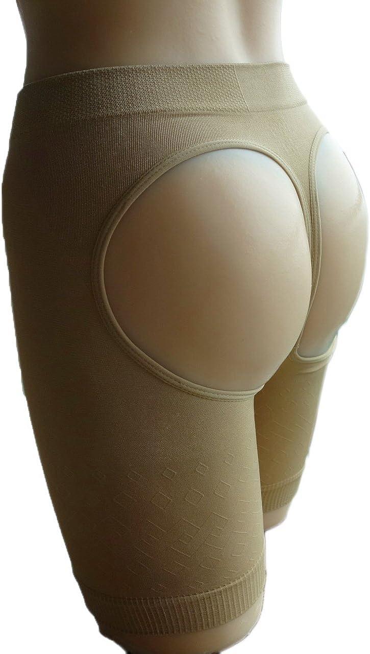 Only Faith Women's Butt Lifter Enhancer Hip Pants Boy Shorts Sha