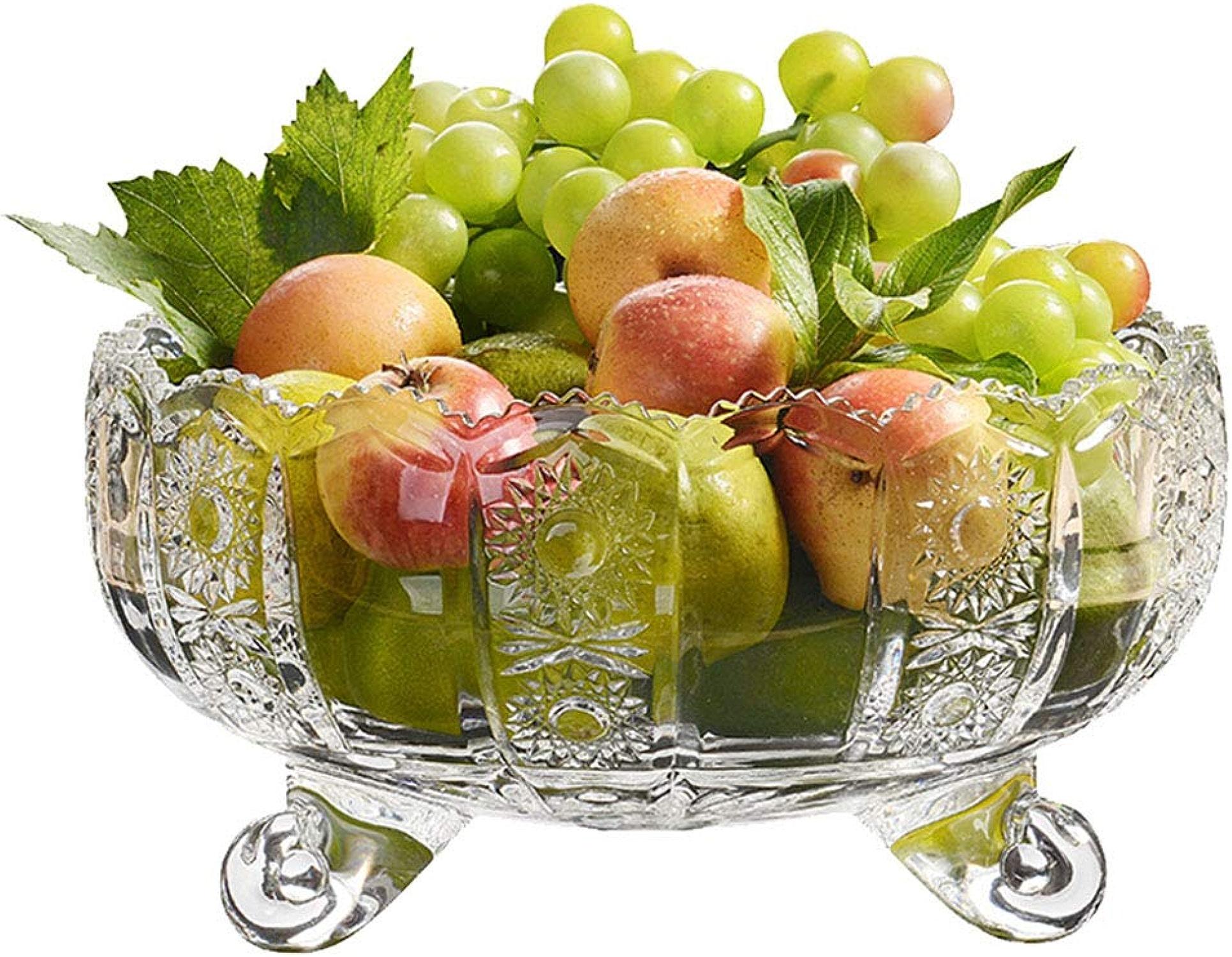 Assiette de Fruits - Panier à Bonbons européen de Grande capacité