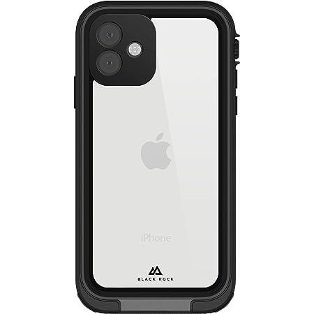 Black Rock Hülle 360 Grad Hero Case Passend Für Apple Iphone 11 Handyhülle Wasserdicht Tauchfähig Bis 8 M Ip68 Outdoor Case Cover Transparent Mit Schwarzem Rahmen Elektronik
