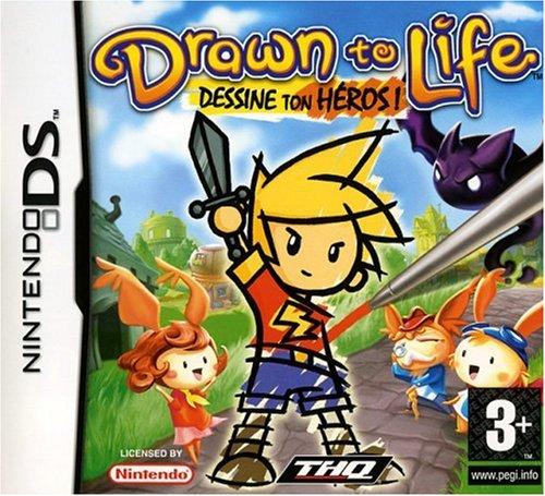 Drawn To Life : dessine ton Héro !