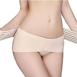 Women Breathable Elastic After Pregnancy Belt Postpartum Pelvic Belt Girdles Bandage Band Abdominal,B0078 Skin