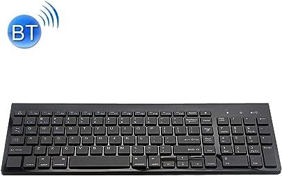 LYX K368 Dual Mode Dual Channel 102 Tasten Drahtlose Bluetooth-Tastatur for Laptop Notebook Tablet und Smartphones Unterst tzung for Android iOS Windows oder eine aktualisierte Version Schwarz Schätzpreis : 76,76 €