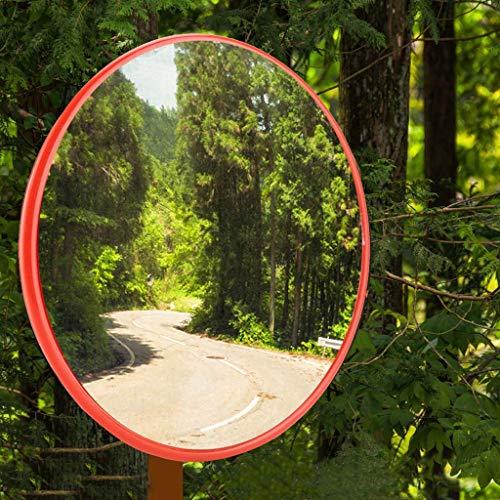Strijkplank Kleding studio Berg Gebied Smalle Road Convex Veiligheidsspiegel, Highway Corner Traffic Mirror Multifunctionele Auto Blind Spot Mirror 30-80CM Sterk ademend vermogen