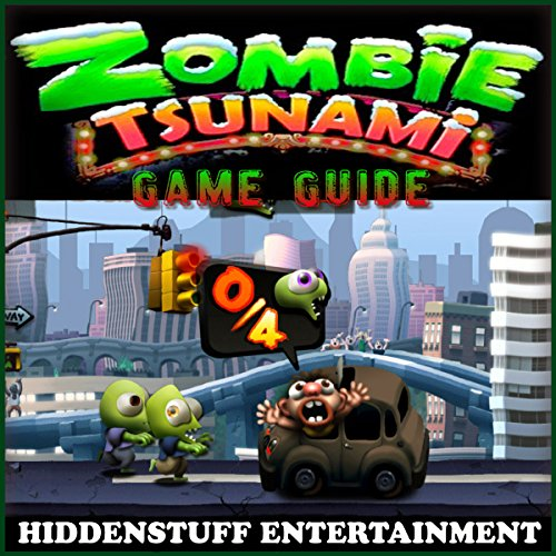 Zombie Tsunami Game Guide audiobook cover art