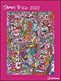 James Rizzi 2022 - Kunst-Kalender - Poster-Kalender - 48x64