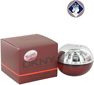 DKNY RED DELICIOUS by Donna Karan EDT SPRAY 1.7 OZ for MEN