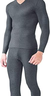 bb34b84ca8f Mens Cotton Long Johns Warm Winter Thermal Underwear Sets Men Pajamas  Stretch Men s Thermo Underwear Male