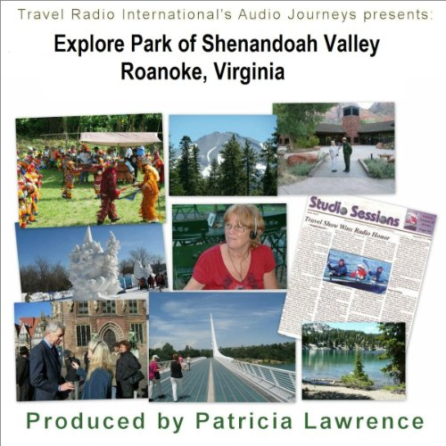 Audio Journeys: Explore Park in the Shenandoah Valley audiobook cover art