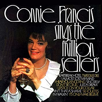 Connie Francis Sings The Million Sellers
