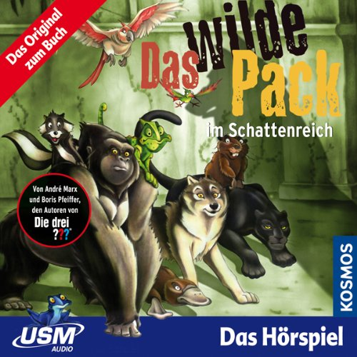 Das wilde Pack im Schattenreich audiobook cover art