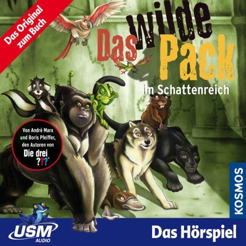 Das wilde Pack im Schattenreich Titelbild