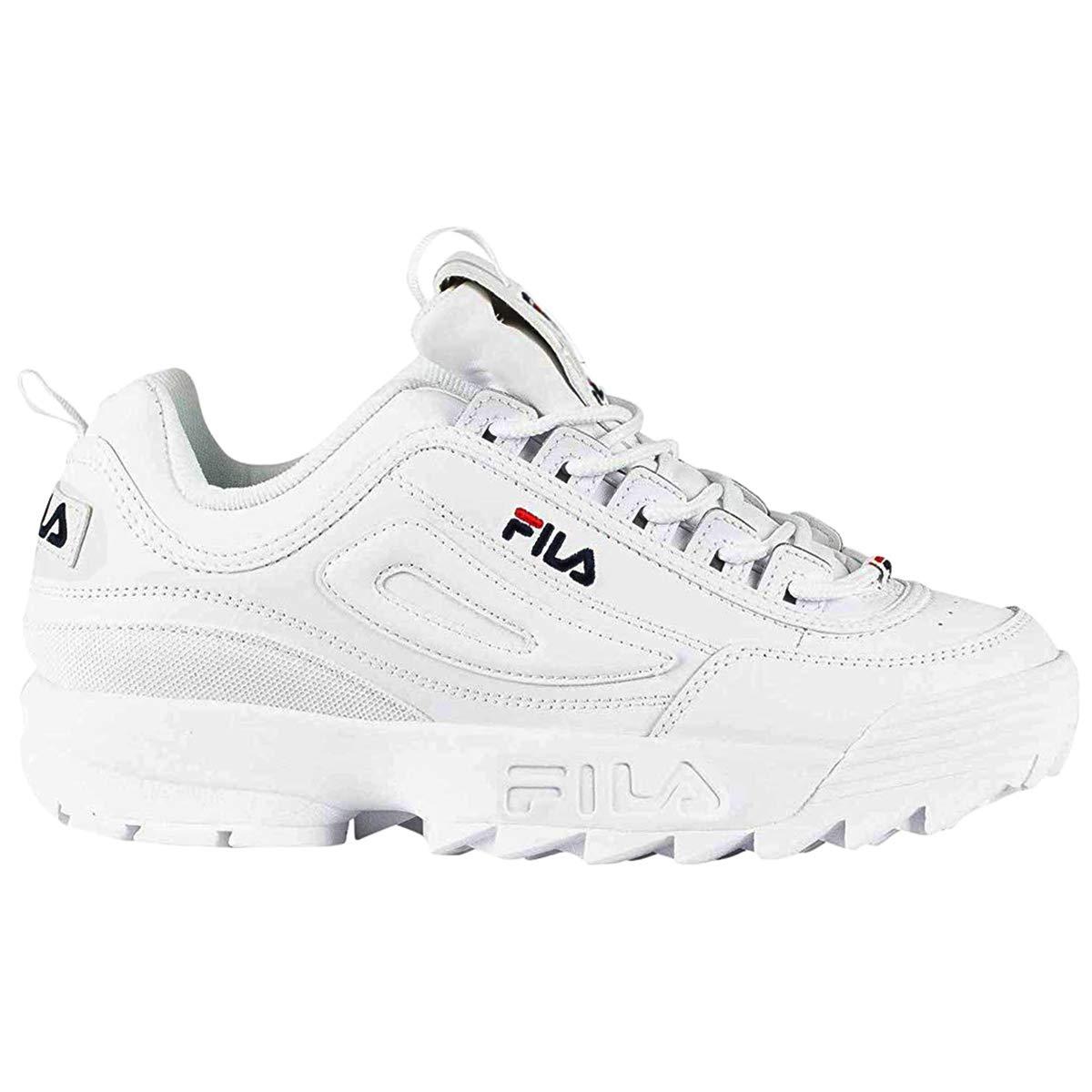 Fila Womens Disruptor Premium Sneakers