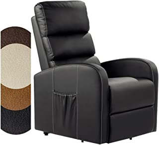 comprar comparacion Sillón Masajeador Levantapersonas Total Relax - Disponible en varios Colores, Negro