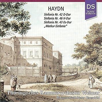 Haydn: Die Frühen Sinfonien