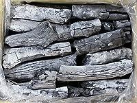 【極紀州製法】 伝説の備長炭 白炭 (15kg) 太丸
