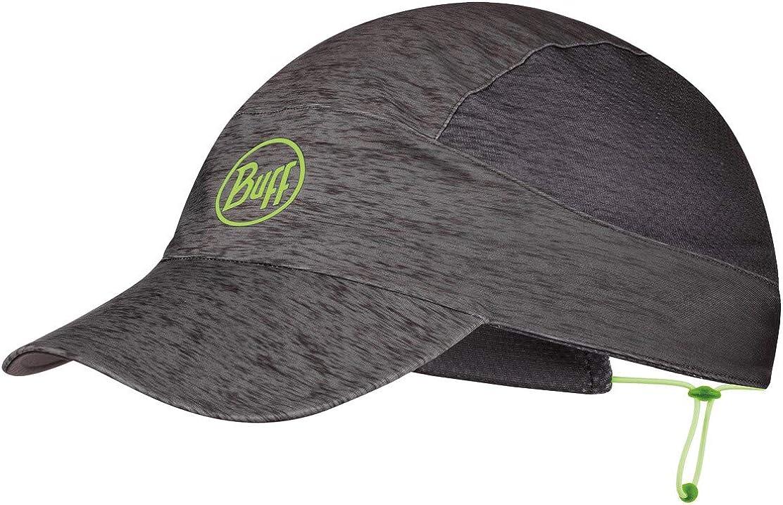Original Buff unisex/_adult Pro Run Cap Concrete Black One Size