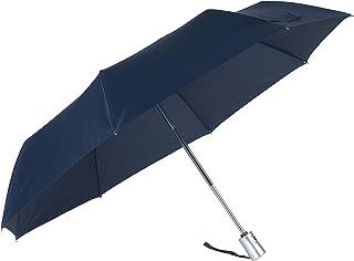 SAMSONITE Rain Pro - 3 Section Auto Open Close Ombrello Pieghevole, 29 centimeters, Blu (Blue)