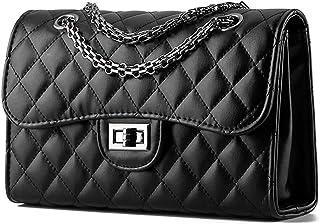 2e4812f523 Young & Ming - Femme cuir Sacs portés main Mini Sacs bandoulière Handbag  Sacs baguette avec