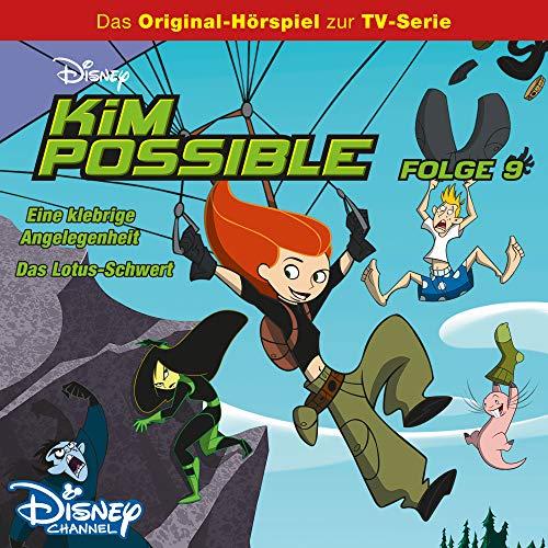 Folge 9: Eine klebrige Angelegenheit/Das Lotus-Schwert (Disney TV-Serie)