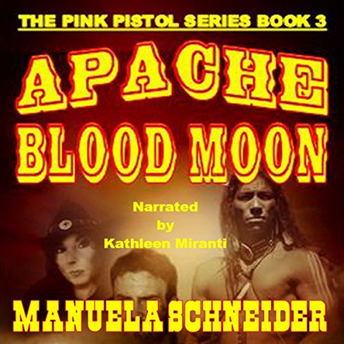Apache Blood Moon audiobook cover art
