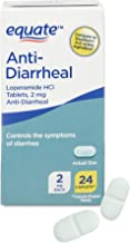 Anti-Diarrheal, Loperamide HCL 2 mg - 24 Caplets Tamper Resistant Blister Packs. + 'No Fluff' Anti-Diarrhea Pocket Guide©
