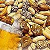 てんこ盛りおつまみナッツどっさり2kg 1kg×2 さきいか入り