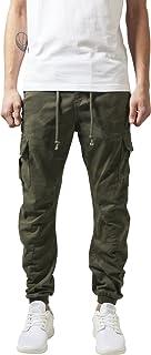 Urban Classics herr Byxor Camo Cargo Jogging Pants
