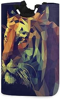 Panier à linge alge géométrique abstrait animal tigre pliable durable panier de rangement panier à linge panier à linge pa...