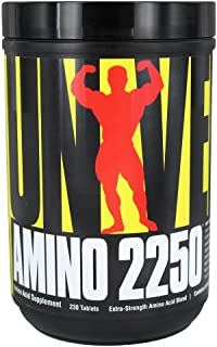 UniversalNutritionAminoSupplyment,2250,230Count