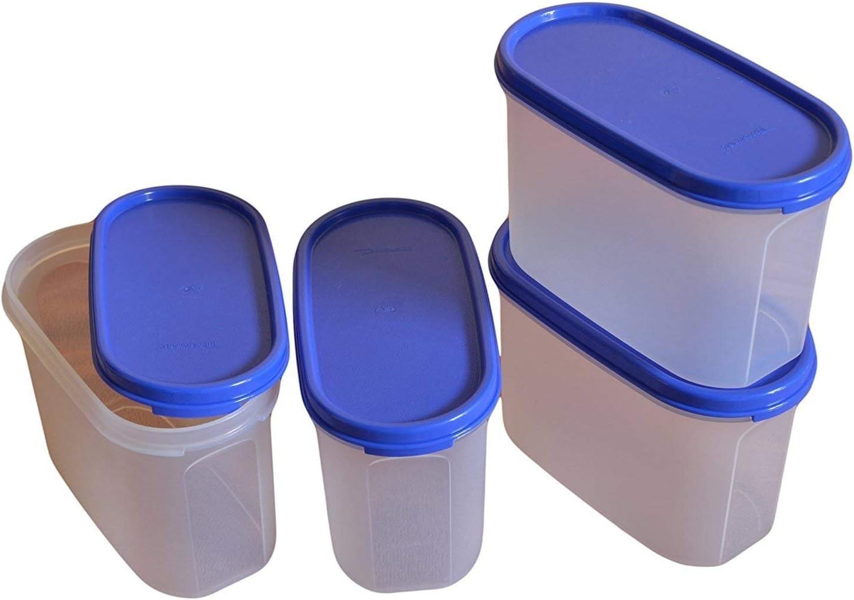 Tupperware Modular Mates Oval Plastic Container Set | Tupperware