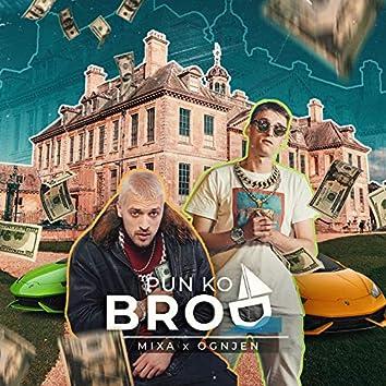 Pun Ko Brod (feat. Ognjen)
