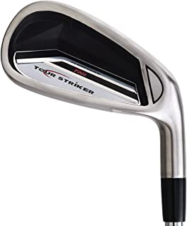 Tour Striker (2014 NEW VERSION) Golf Club Swing Trainer (7-Iron, left)