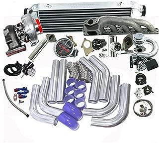 Turbo Kits T3/T4 Turbo for 2000-2006 330xi/ 330i/ 330Ci Base Coupe 2D