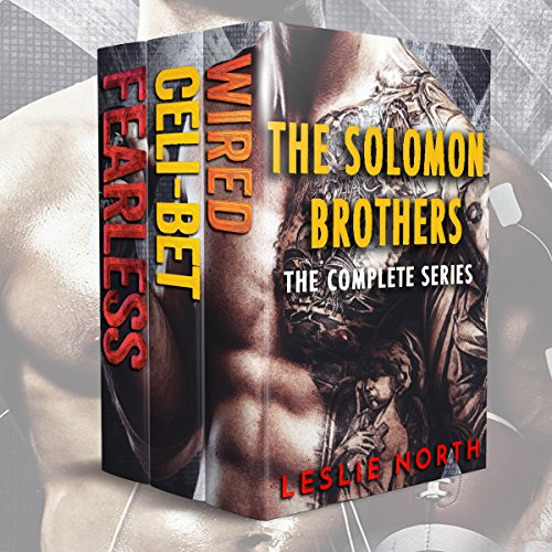The Solomon Brothers: The Complete Series audiobook cover art