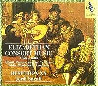 Elizabethan Consort Music 1558-1603 by Jordi Savall (1998-10-27)