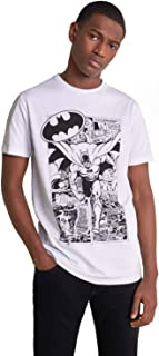 Salsa Camiseta Batman BD Graphic