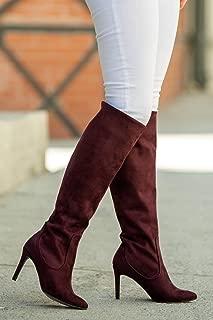 Melissa Bordo Çizme