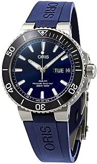 Oris Aquis Big Day Date Automatic Blue Dial Men's Watch 01 752 7733 4135-07 4 24 65EB