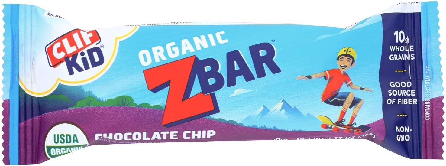 Ranking TOP8 Clif A surprise price is realized Zbar Choc 1.27z Size Chip