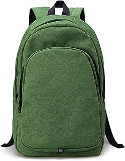 MYXMY Fashion Trend Men's Shoulder Bag Korean Female College Wind Leisure Travel Bag Backpack Junior high School Student Bag Large Capacity (Color : A)