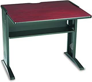 Safco Products Reversible Top Computer Desk, 36