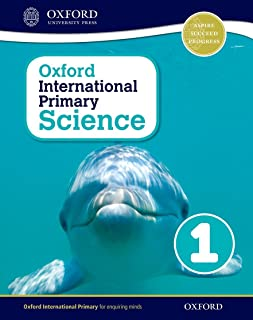Oxford International Primary Science Student Book 1