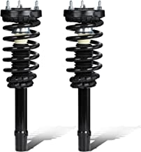 DNA Motoring SHO-OE-00041-FLR Pair Front Assembled Shock+Spring [for 06-10 Sonata]