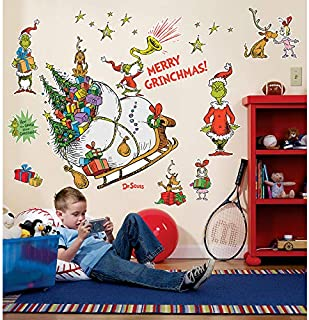 Best grinch window decal Reviews
