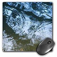 3dRose LLC 8 X 8 X 0.25インチ 雨反射マウスパッド (mp_26571_1)