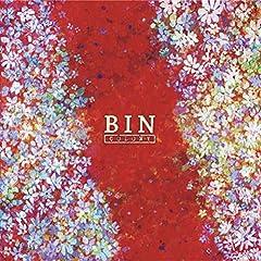 BIN「colony」の歌詞を収録したCDジャケット画像