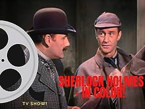 Sherlock Holmes - (1954 TV series) In Color!