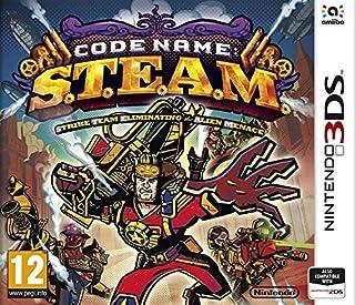 Code Name : S.T.E.A.M (Nintendo 3DS)