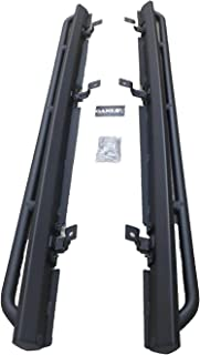 Mopar 82210575AG Jeep Wrangler 4 Door Satin Black Rock Rails