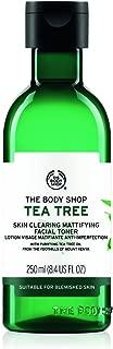 The Body Shop Tea Tree Skin Clearing Mattifying Toner, 8.4 Fl Oz